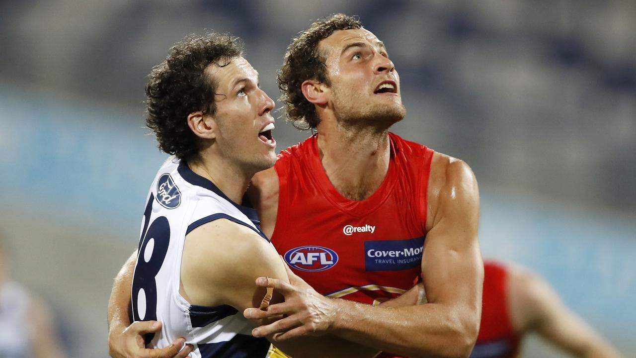 Jarrod Witts Backed To Ground Young Bomber