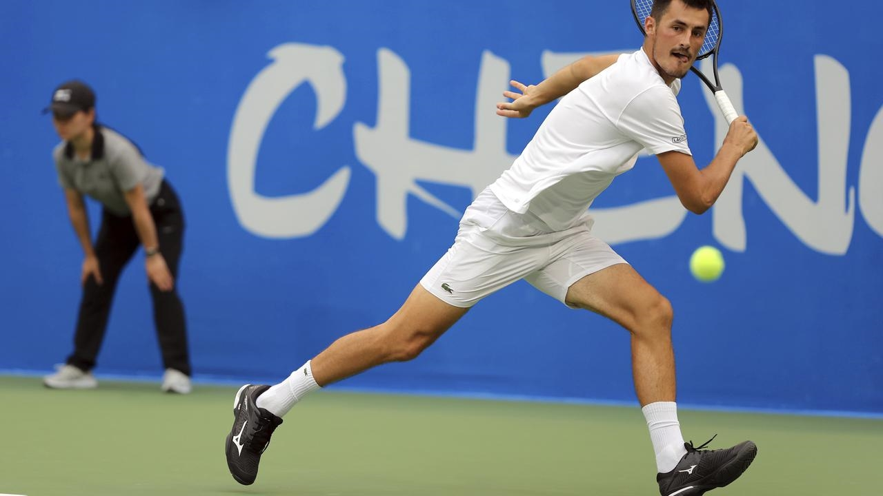 Bettinghub Sport Tomic Wins First Atp Title In Three Years